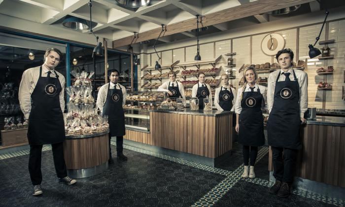 Bakeriutsalg Stortorget